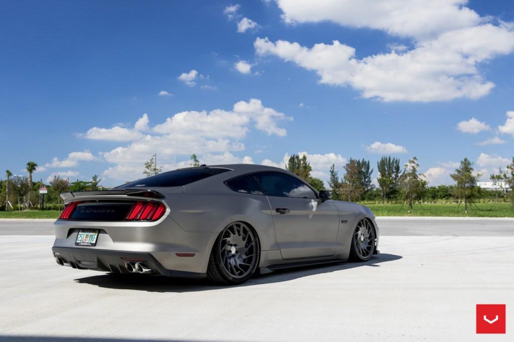 DLEDMV - Roush Mustang GT Vossen - 04