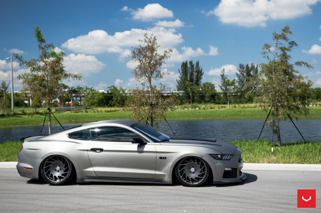 DLEDMV - Roush Mustang GT Vossen - 07