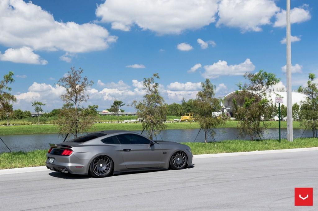 DLEDMV - Roush Mustang GT Vossen - 10