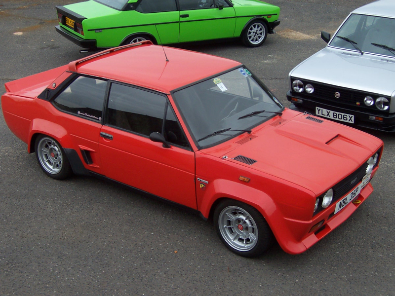 DLEDMV - Fiat 131 Abarth Stradale - 05