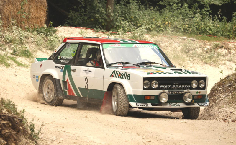 DLEDMV - Fiat 131 Abarth rally - 10