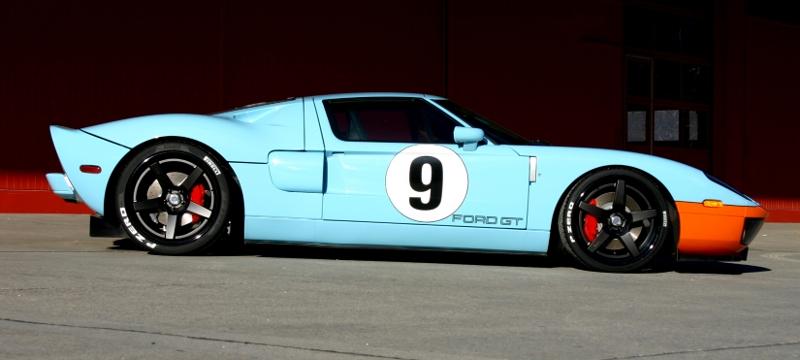 DLEDMV Ford GT CarTech : le retour du mythe 05