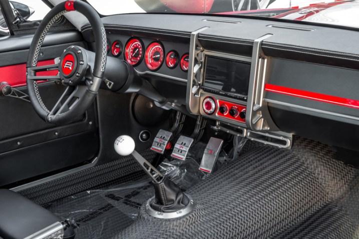 DLEDMV - Ford Mustang 65 Ringbrothers Sema 15 - 14