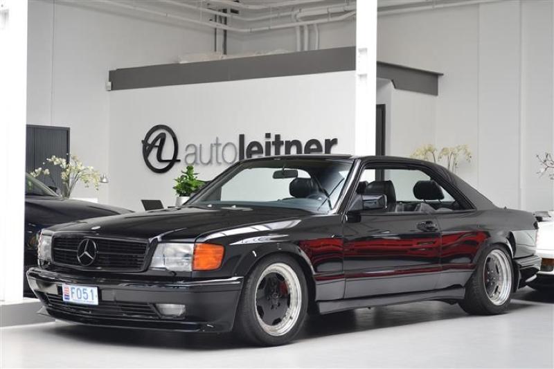 DLEDMV - Mercedes 500 SEC AMG 83 - 05