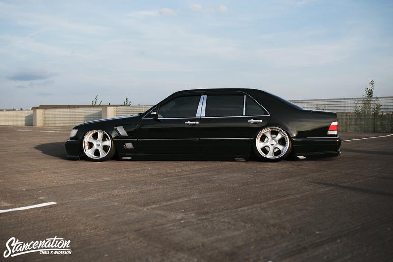 DLEDMV - Mercedes S500 W140 VIP de bel air - 02