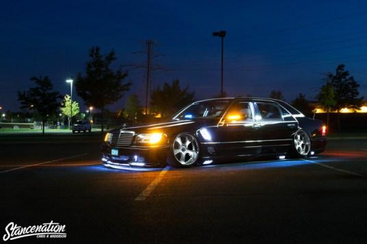 DLEDMV - Mercedes S500 W140 VIP de bel air - 09