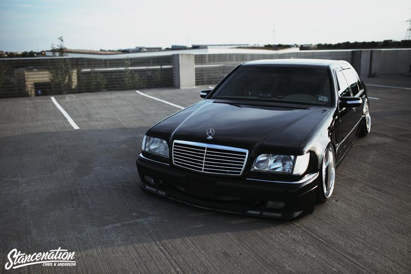 DLEDMV - Mercedes S500 W140 VIP de bel air - 13