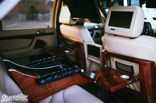 DLEDMV - Mercedes S500 W140 VIP de bel air - 15