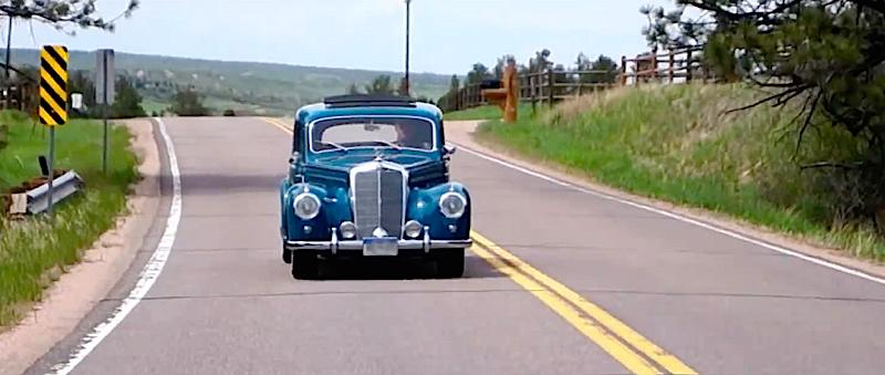 DLEDMV - Mercedes benz 220 W187 The Blues - 04