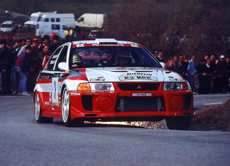 DLEDMV - Mitsubishi Lancer Evo Rally Tribute - 05