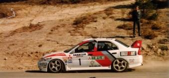 DLEDMV - Mitsubishi Lancer Evo Rally Tribute - 07