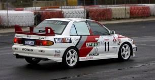 DLEDMV - Mitsubishi Lancer Evo Rally Tribute - 11