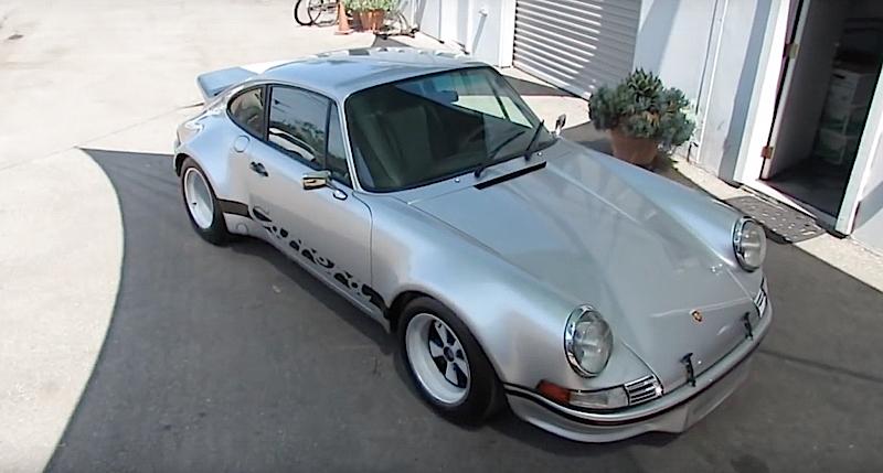 DLEDMV - Porsche 911 RSR restomod Autokennel - 02