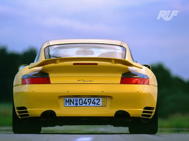 DLEDMV - Porsche 996 Ruf RTurbo Ring - 05