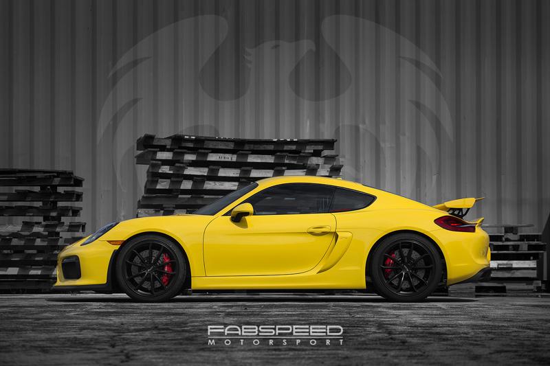 DLEDMV - Porsche Cayman GT4 Fabspeed - 01