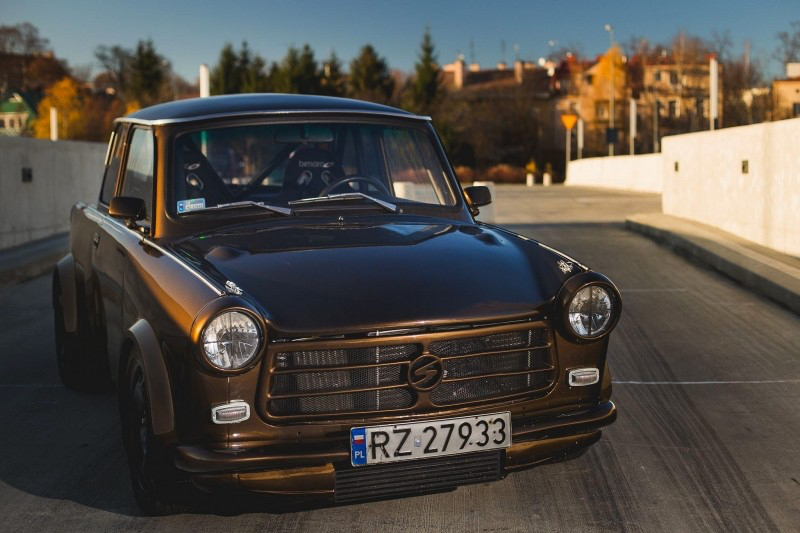 DLEDMV - Trabant Turbo Quattro - 08