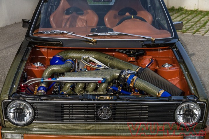 DLEDMV - VW Golf 1 turbo carboekevlar - 04