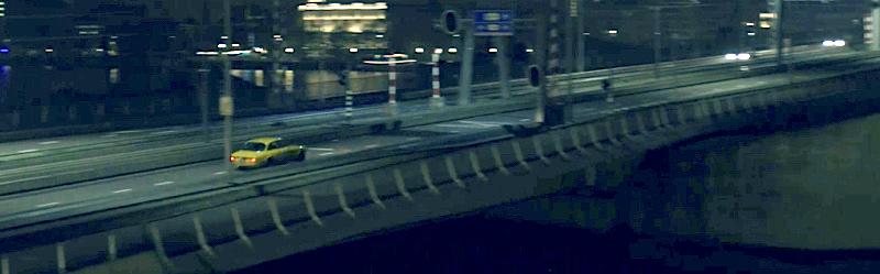 DLEDMV - Alfa 1750GTV night in Rotterdam - 03