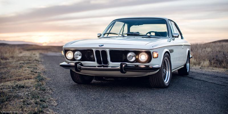 DLEDMV - BMW 3.0 CS Restomod - 13