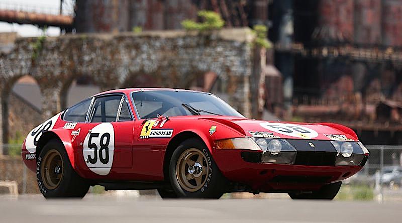 DLEDMV - Ferrari 265 GTB-4 Race - 02