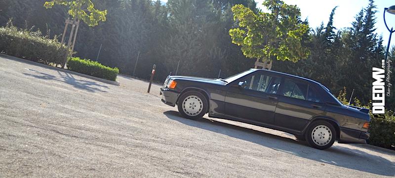 DLEDMV - Mercedes 500E & 190 2.3 16v - 05