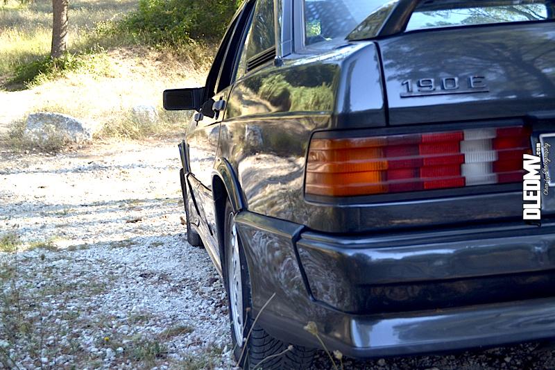 DLEDMV - Mercedes 500E & 190 2.3 16v - 31