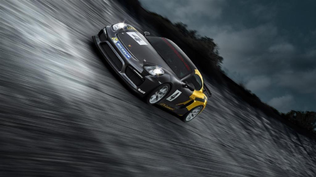 DLEDMV - Porsche Cayman GT4 Clubsport - 01