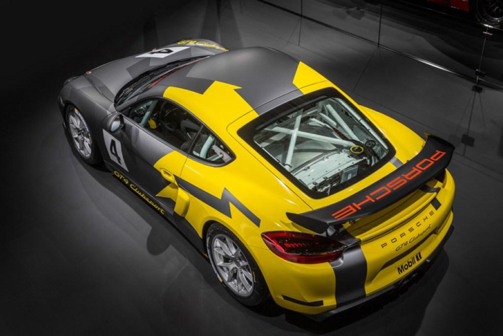 DLEDMV - Porsche Cayman GT4 Clubsport - 02
