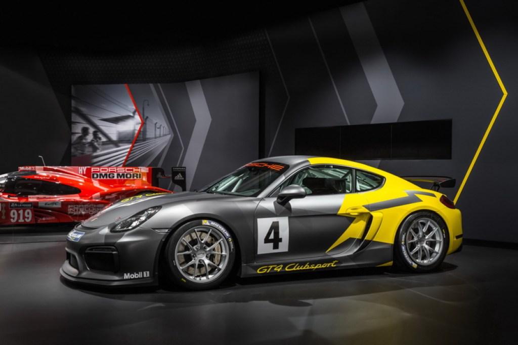 DLEDMV - Porsche Cayman GT4 Clubsport - 04