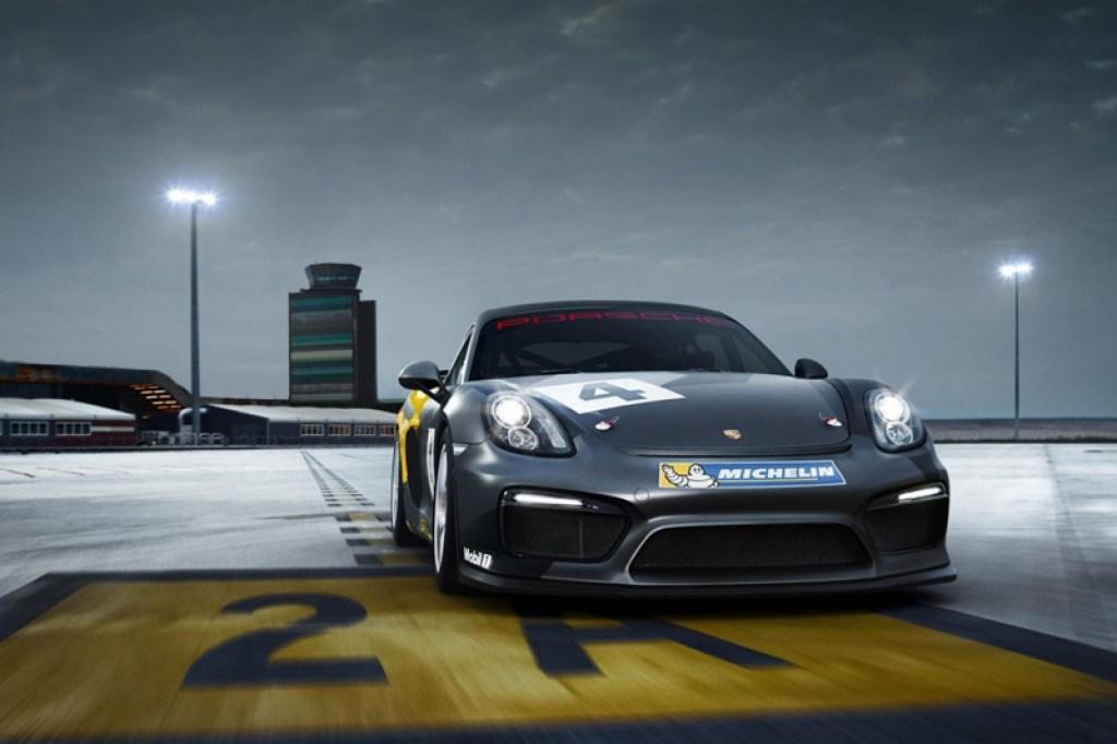 DLEDMV - Porsche Cayman GT4 Clubsport - 05