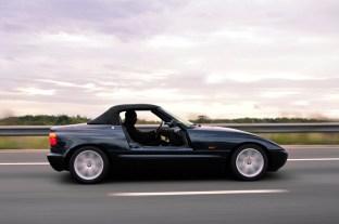 DLEDMV - Prenez la porte BMW Z1 - 03