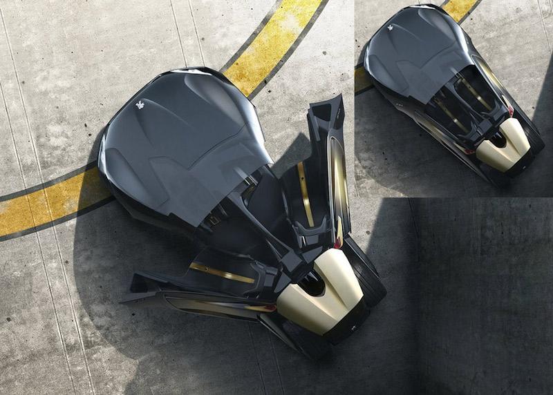 DLEDMV - Prenez la porte Peugeot EX1 - 01