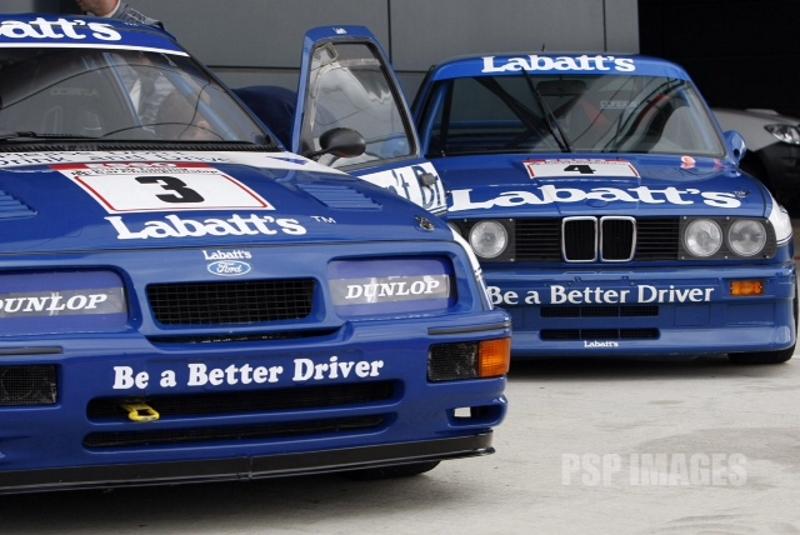 2013 Silverstone Classic media day.