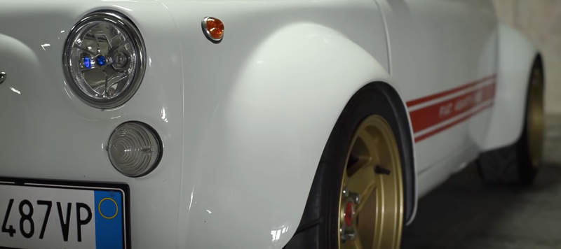 DLEDMV - Abarth 695 SS Assetto Corsa - 08