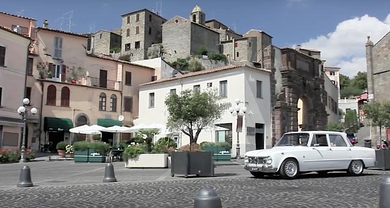 DLEDMV - Alfa Giulia 1300 Super Road trip - 01