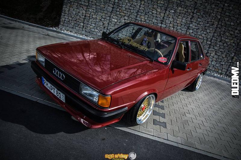 DLEDMV - Audi 80 B2 Patrick - 01