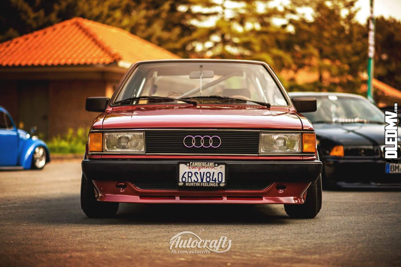 DLEDMV - Audi 80 B2 Patrick - 10