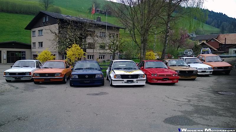 DLEDMV - Opel Ascona Blue Wingeier - 06