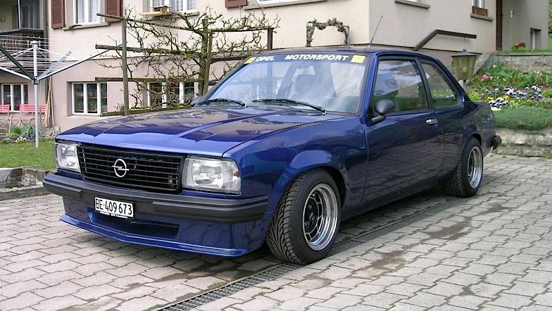 DLEDMV - Opel Ascona Blue Wingeier - 16