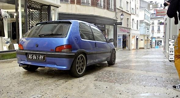 DLEDMV - Peugeot 106 XSI Brice&Lilian - 25