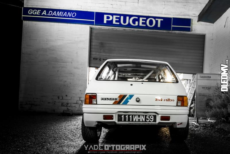 DLEDMV - Peugeot 205 Rallye Yade - 05