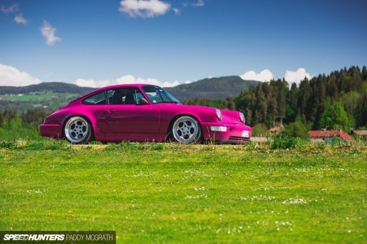DLEDMV - Porsche 964 fushia milestone71 - 17