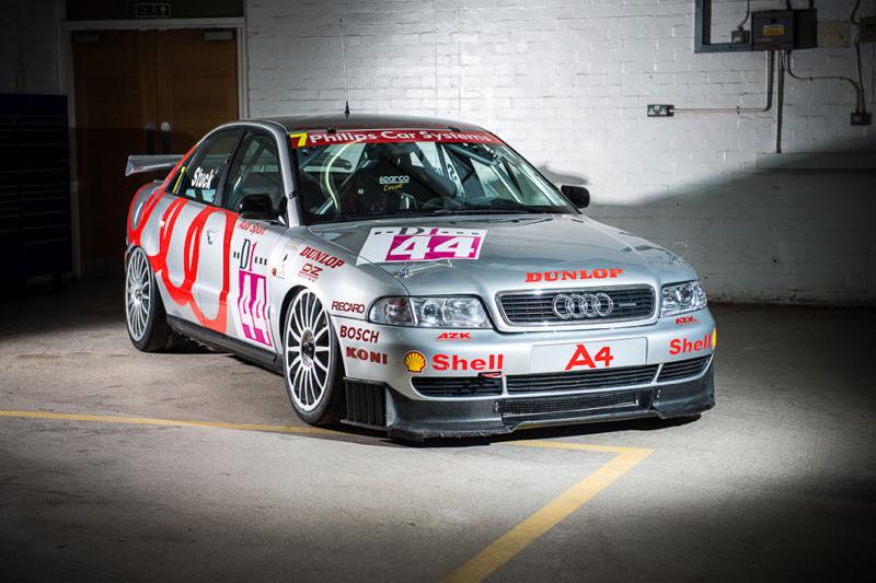 DLEDMV - Audi A4 Quattro Touring 90's - 07