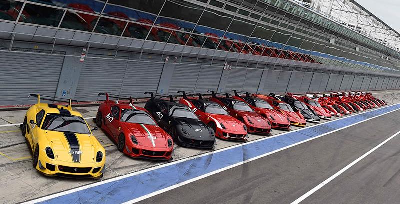 DLEDMV - Ferrari XX Familly - 04