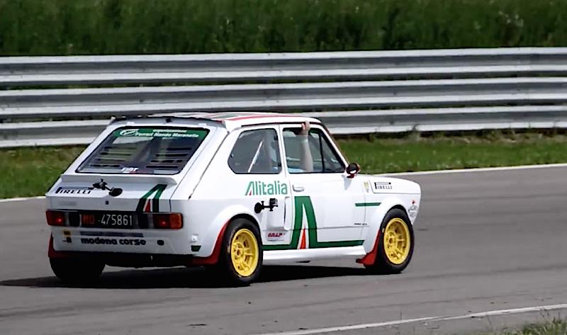 DLEDMV - Fiat 127 V6 Turbo - 01