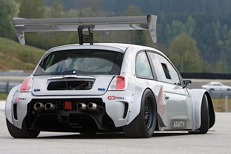 DLEDMV - Fiat 500 proto V8 - 01