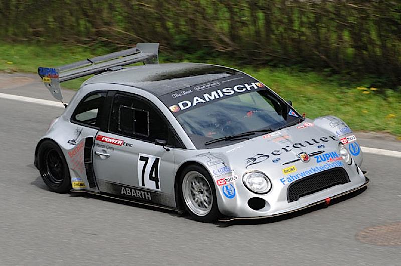 DLEDMV - Fiat 500 proto V8 - 03