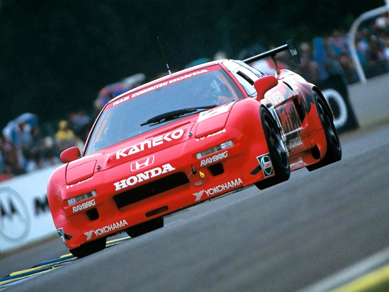 DLEDMV - Honda NSX LMGT1 - 05