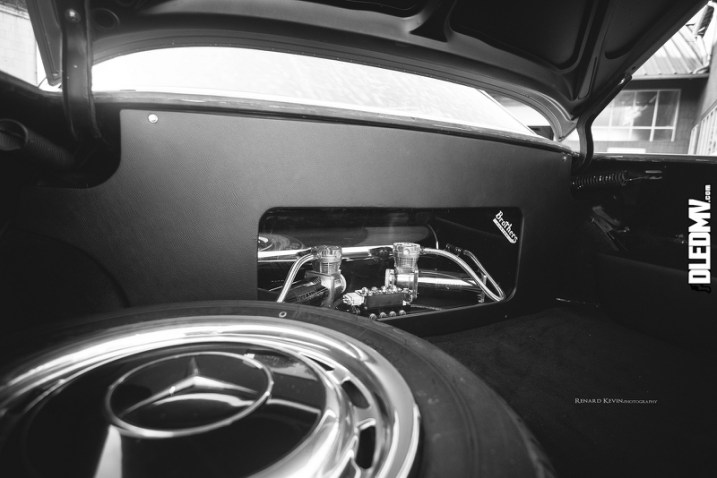 DLEDMV - Mercedes 250CE 69 airride Kevin - 31