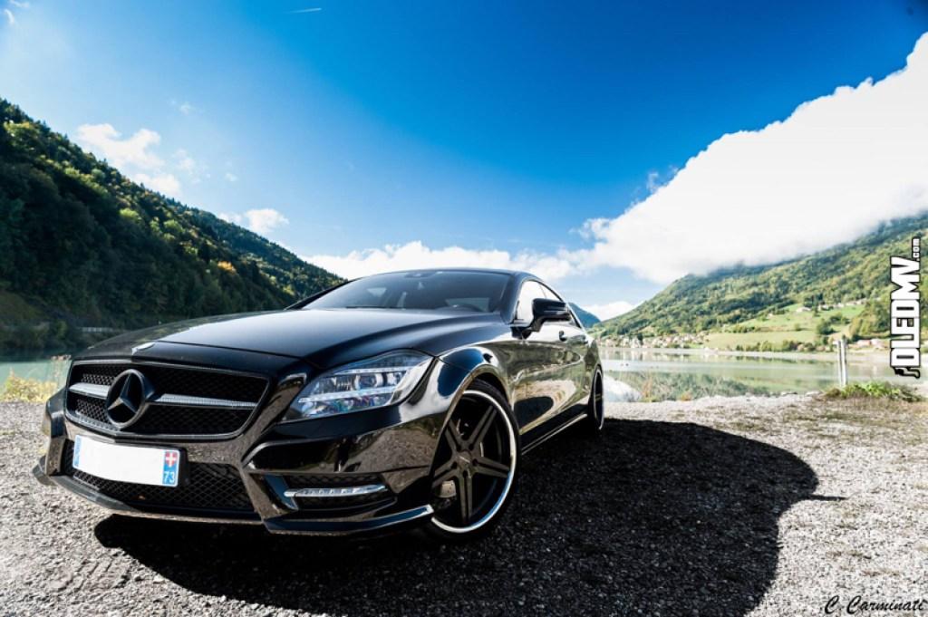 DLEDMV Mercedes CLS vogart 09